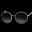 트레온 동글선글라스 [Lv. 5/15일/2,300G/남자] 자외선은 친해지지말자~트레온 동글선글라스입니다.